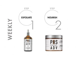 PHS HAIRSCIENCE®️ ADV Argan Oil Mask Weekly Treatment