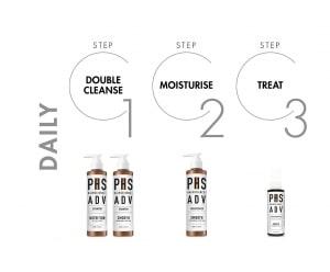 PHS HAIRSCIENCE®️ ADV Smooth Shampoo Daily Regime