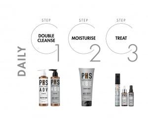 PHS HAIRSCIENCE®️ AGE Defy Shampoo Daily Regime