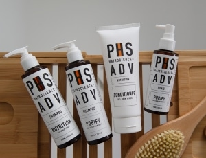 PHS HAIRSCIENCE®️ Most effective anti-dandruff shampoo & hair care products in Singapore